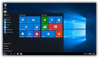 Windows 10 Pro RTM 32×64 bit Full İndir - Full Oyun Full Program Full Film İzle İndir
