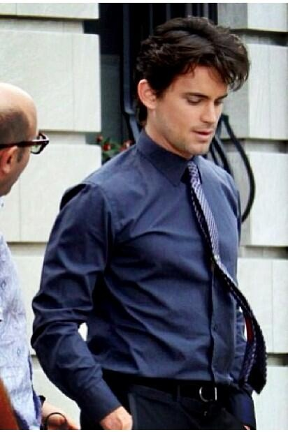 Hair Porn at its finest! thank you #MattBomer !