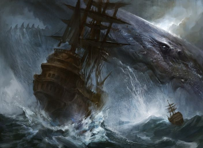 Ship Painting Storm Ship Painting Storm
