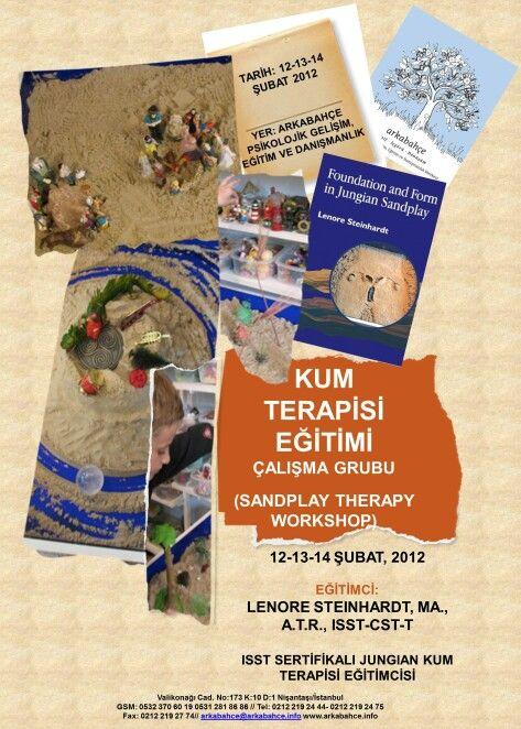 Sandplay Therapy Workshop in İstanbul, Turkey
