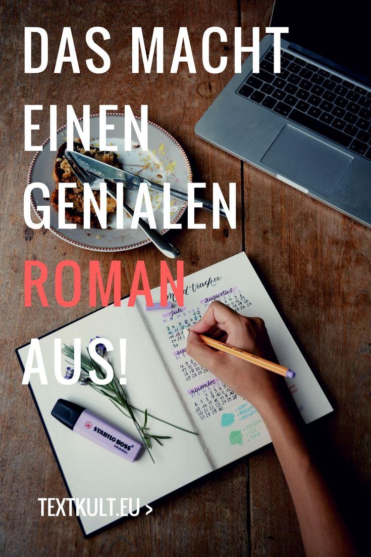 ᐅ LITERATUR: Das sind die wichtigsten Roman Merkmale