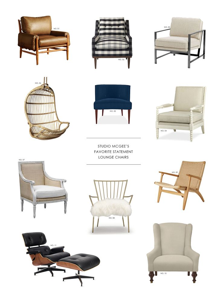 Studio McGee | Our Top Picks: Statement-Making Lounge Chairs