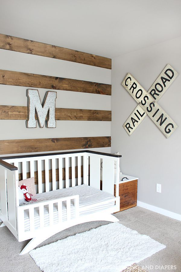 25 best ideas about rustic kids rooms on pinterest for Rustic kids room