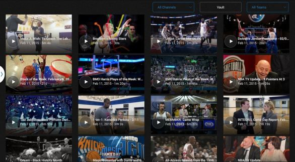 Apps para ver NBA en Android gratis: partidos en vivo y directo | Aplicaciones para tablets, móviles y Chromecast