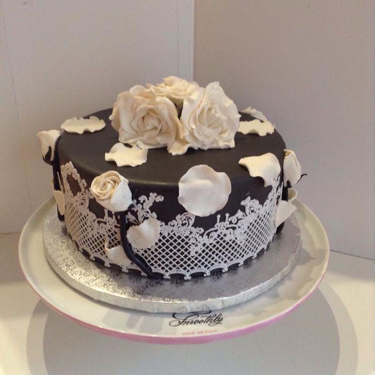 Una torta speciale per una donna speciale by smoothly