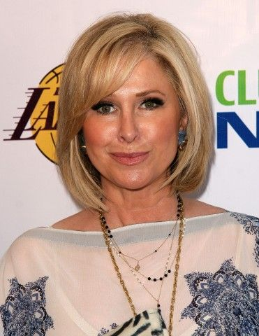 Kathy Hilton sports one of the easiest -- and most universally flattering -- haircuts, the bob. Hers features side-swept bangs and blonde highlights for depth.More Hairstyles for Older Women:Short Haircuts Over 50Bob Hairstyles Over 4010 Perfect PonytailsShort Hair Over 40Red Hair Over 40Updos Over ...