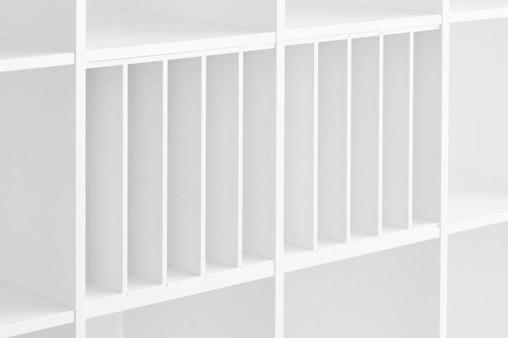 schallplatten einsatz f r ikea expedit regal shops. Black Bedroom Furniture Sets. Home Design Ideas
