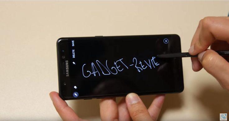 Samsung Galaxy Note 7 - primele impresii . Galaxy Note 7 este noul flagship al sud coreenilor,cu ingredientele necesare pentru a fi unul dintre cele mai bune smartphone-uri ale anului. https://www.gadget-review.ro/samsung-galaxy-note-7-impresii/
