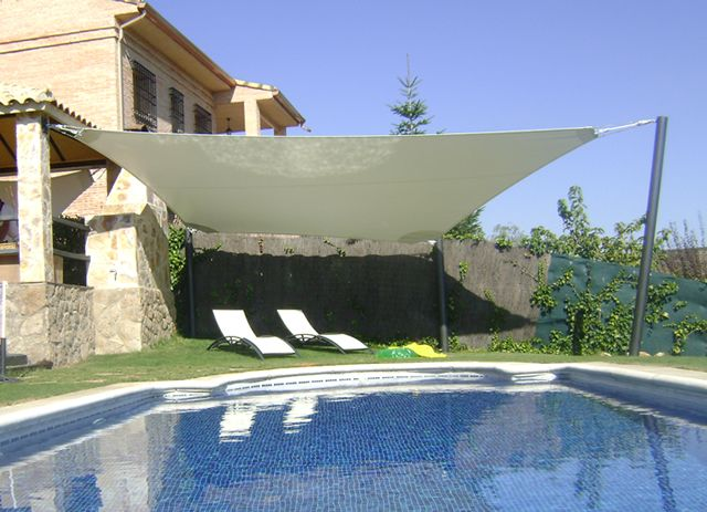 17 best images about toldos para terrazas on pinterest - Toldos para patios ...