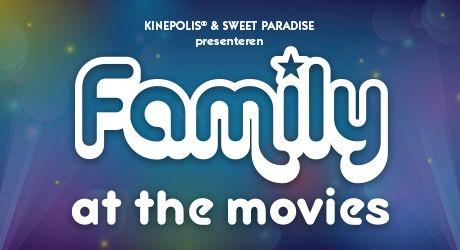 Family at the Movies   Kinepolis België