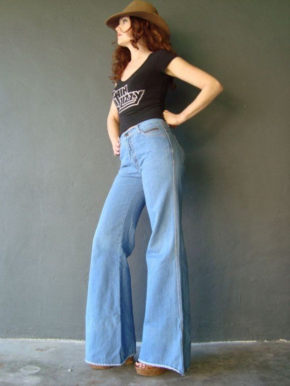 12 best images about bell bottoms on Pinterest | Wide leg pants ...