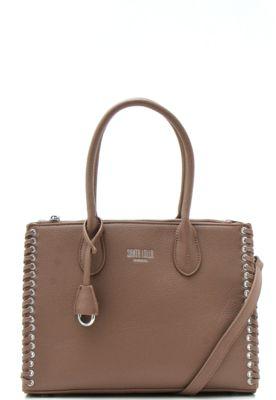 c258da7f9 Bolsa Santa Lolla Aplicação Nude | Bolsas | Bags e Tops