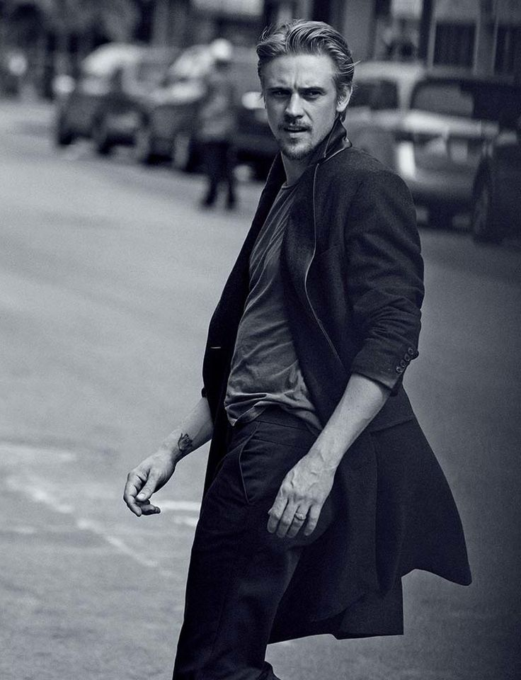 Boyd Holbrook, photographed by Will Davidson for Mister Muse, F/W 2014.