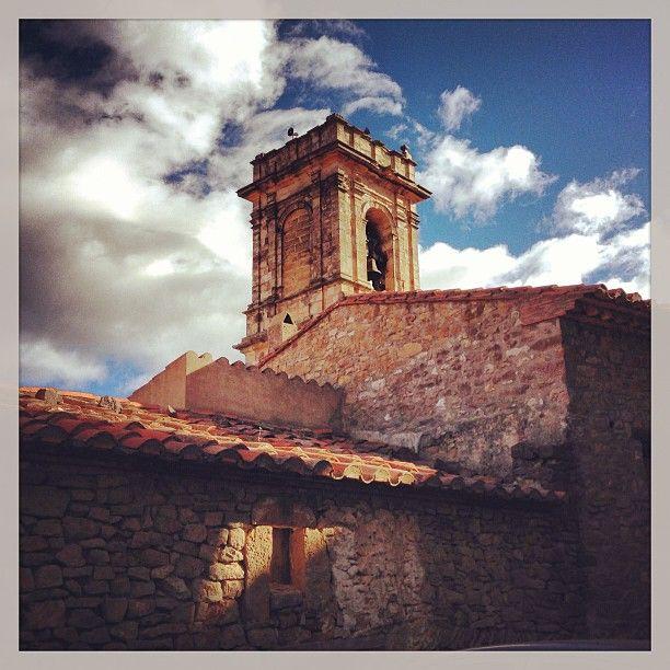 El interior de castell n est repleto de historia y de - Interior de castellon ...