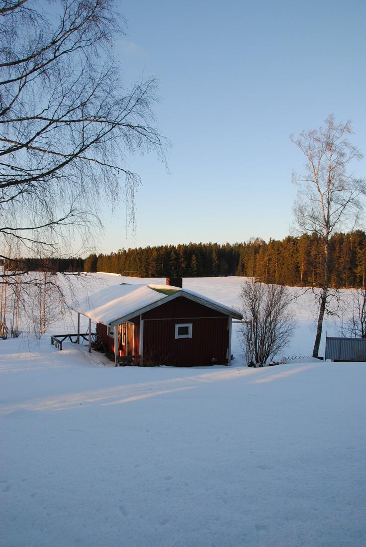 Sauna, Somero, Finland