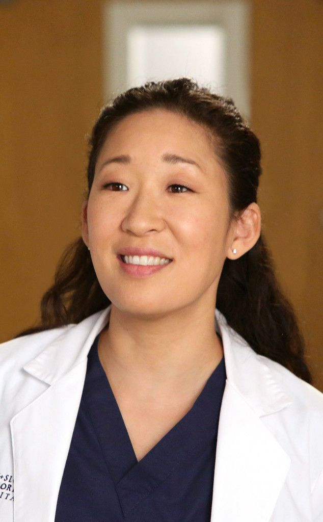 Grey's Anatomy, Sandra Oh.....How am I going to deal with this?