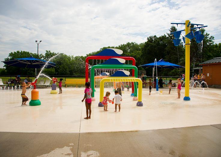 13 best images about splash on pinterest parks park in for Splash pool show quebec