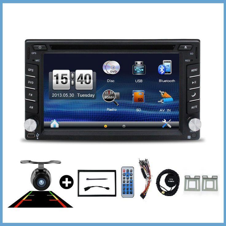 Cheaper US $134.07  Cam Car DVD player Radio 2 din GPS usb Auto Bluetooth universal for X-TRAIL Qashqai x trail juke for nissan Stereo Radio SD USB