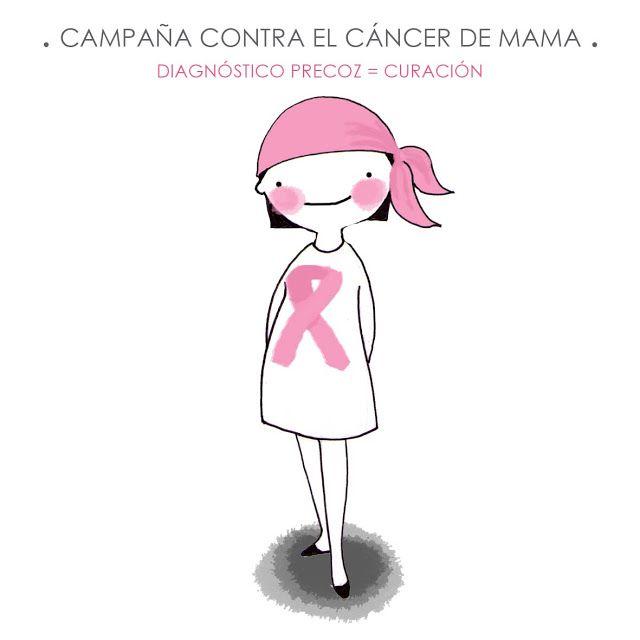 Campaña contra el cancer de mama