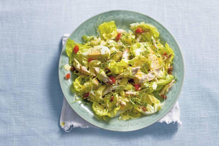 Snelle salade voor een lichte maaltijd - Recept - Allerhande