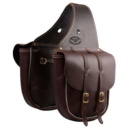 Cavalry Saddle Bags: 3/4 Size