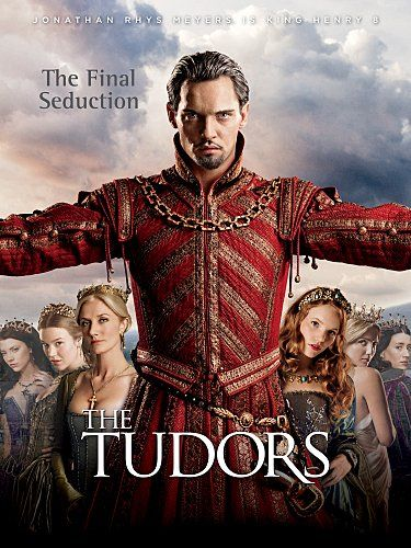 I have an unhealthy addiction to anything that has to do with the Tudors!