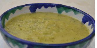 Crema de calabacín con semillas de cáñamo, incluye las propiedades para la salud del cáñamo. #cremadepurativa #adelgazar #propiedadesdelcañamo