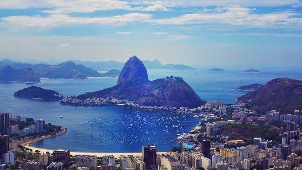 Top 5 dreamy destinations to try this year | Daily Dream Décor - Rio de Janiero