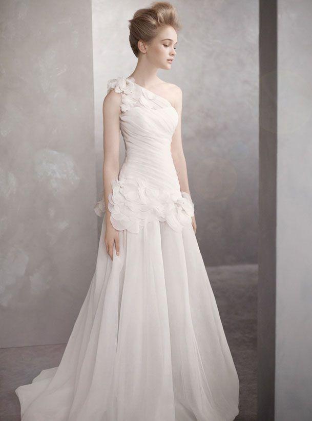 219 best vera wang wedding dress images on Pinterest   Vera wang ...
