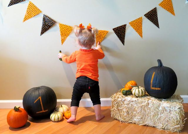 diy kids fall photo session if stuck indoors - Halloween Photography Props