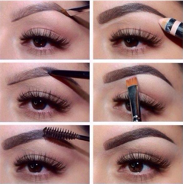 Comment dessiner ses sourcils ?