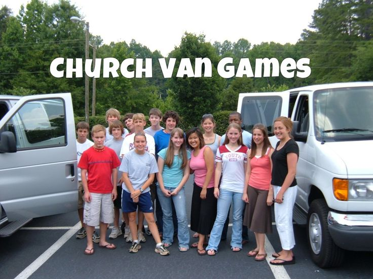 church van games