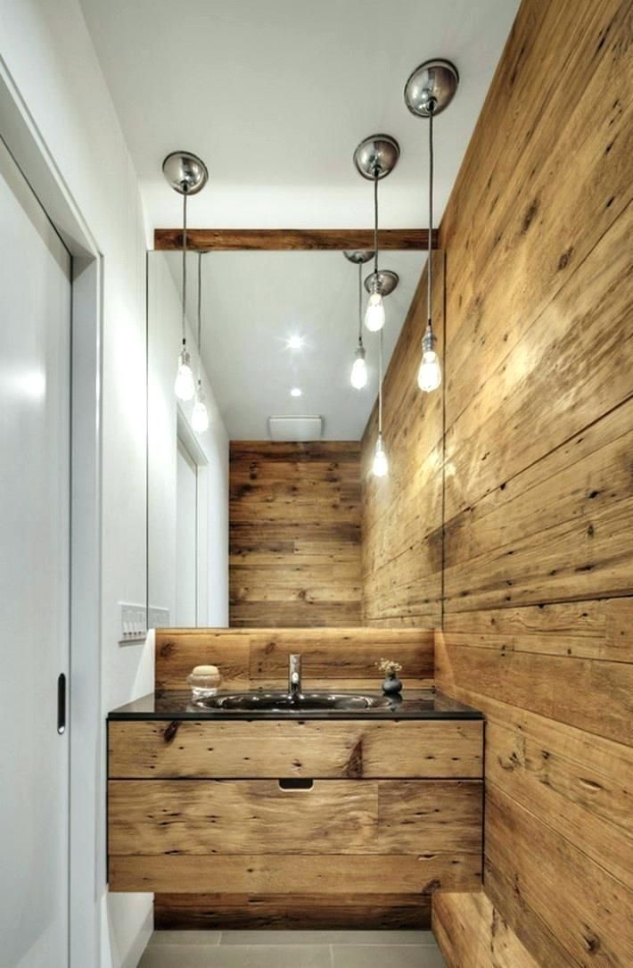 Rustikale Badezimmer Design Ideen Rustic Bathroom Makeover
