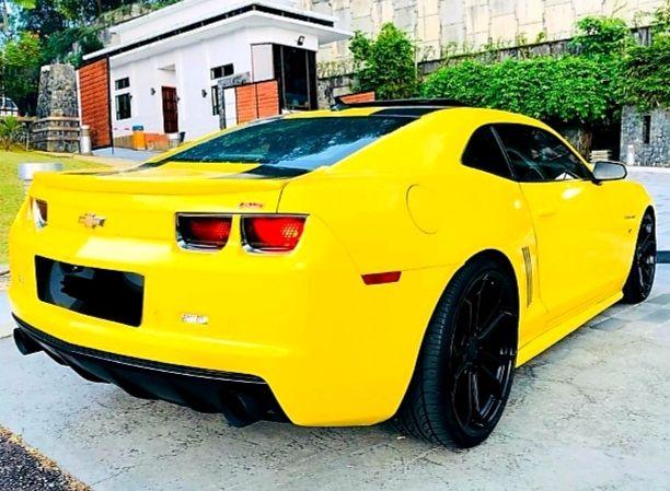Kajang Selangor For Sale Chevrolet Camaro Rs 3 6 Bumblebee Sambung Bayar Car Continue Loan 1800 Malaysia Cars Com Malaysi With Images Camaro Rs Camaro Chevrolet Camaro