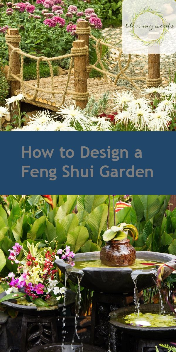 9721f45b How to Design a Feng Shui Garden | Projects to try. Cowboy Hat ...