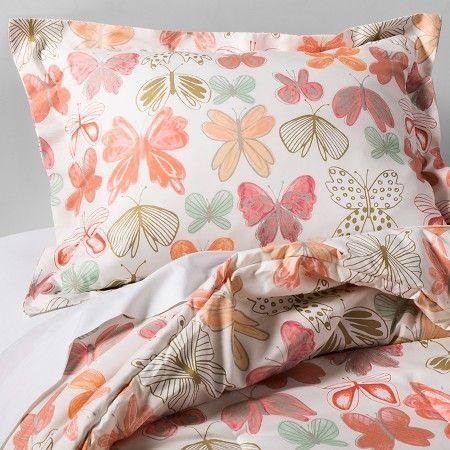 Mariposa Magic Comforter Set - Twin - 2 pc - Blue - Pillowfort™ : Target