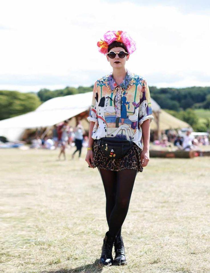 Wilderness Festival Street Style 2013   Fashion, Trends, Beauty Tips & Celebrity Style Magazine   ELLE UK