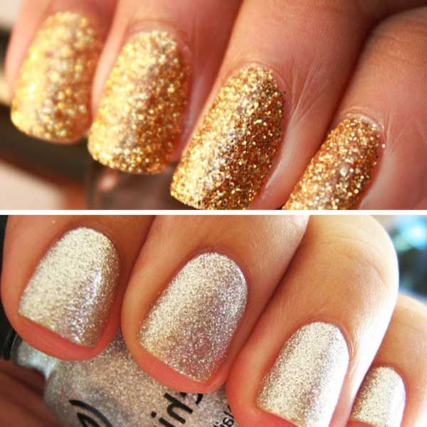 Best 25+ Sparkle nail designs ideas on Pinterest | Winter ...