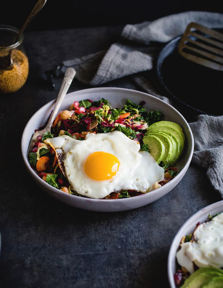 6. Miso Veggie Breakfast Bowl  #healthy #breakfast #bowls http://greatist.com/eat/breakfast-bowls
