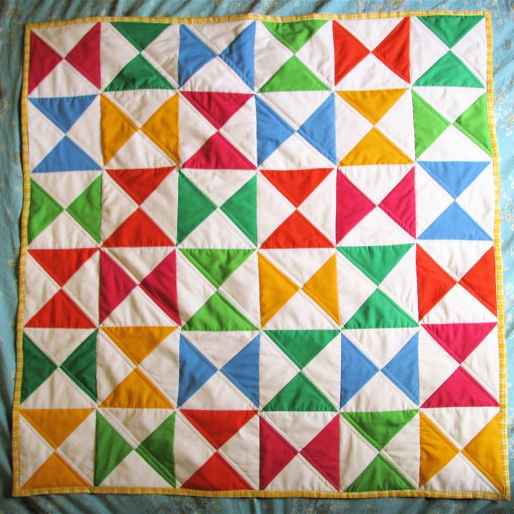 Rae pretends she can quilt (and shares a quick quilting tutorial) - Made By Rae