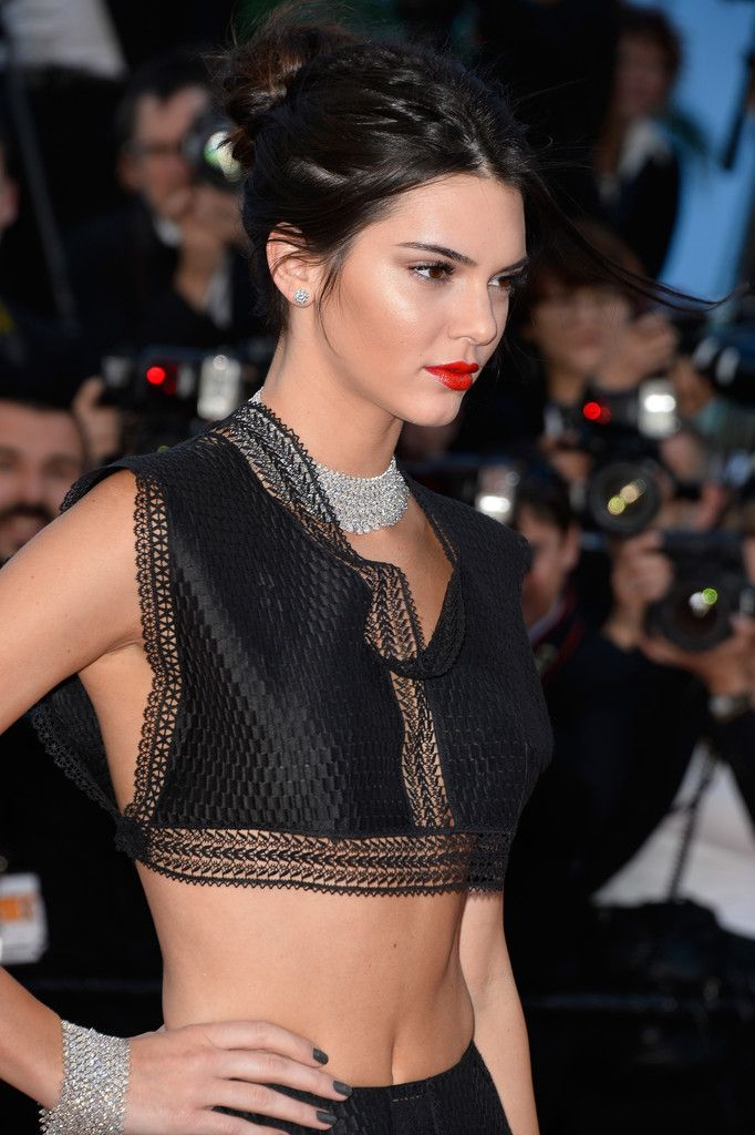 """5/20/15 - Kendall Jenner at the """"Youth"""" Premiere during The 68th Annual Cannes Film Festival."""