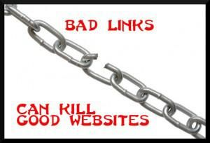 Avoid these major backlinks types in SEO to get away from the harmful eyes of Google.