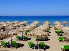 Greece - Crete - Stalis beach  I love this place