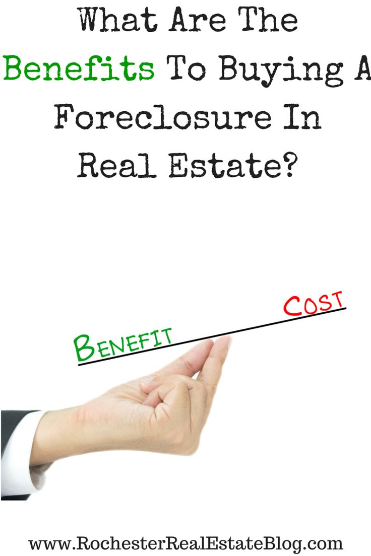 What Are The Benefits To Buying A Foreclosure In Real Estate - http://www.rochesterrealestateblog.com/is-buying-a-foreclosure-a-good-idea-in-real-estate/ via @KyleHiscockRE #realestate #foreclosure #homebuying