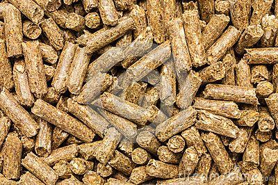 Rabbit feed, 3 mm diameter, pelletiert.