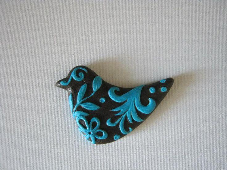 Its a Blue Bird inside me Copyright@ Laura Ciocoiu