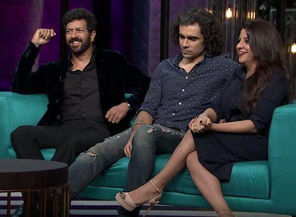 Koffee With Karan season 5's episode with Kabir Khan, Zoya Akhtar and Imtiaz Ali. #KoffeeWithKaranSeason5  http://www.glamoursaga.com/koffee-with-karan-season-5-the-kabir-khan-zoya-akhtar-imtiaz-ali-episode/