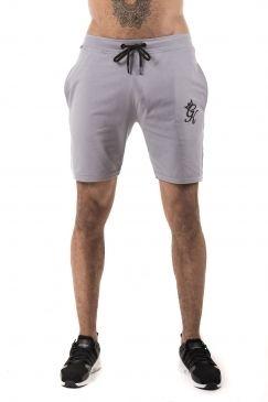 Jersey Shorts - Silver Grey  gymking  5734a9ac10e1