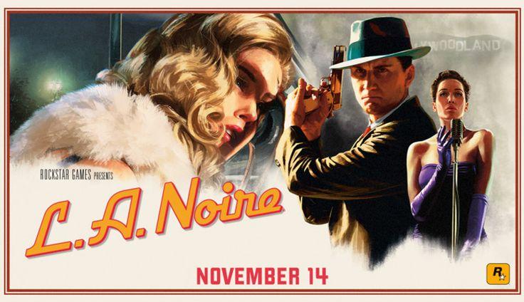 L.A. Noire: Επανέκδοση για next gen κονσόλες // More: https://hqm.gr/la-noire-remake-next-gen-consoles // #LANoire #LANoireTheVRCaseFiles #RockstarGames #Entertainment #Games #Nintendo #PCGame #PlayStation #XBOX