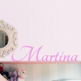 Nombres: Martina